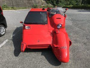 Corda met Audi blok