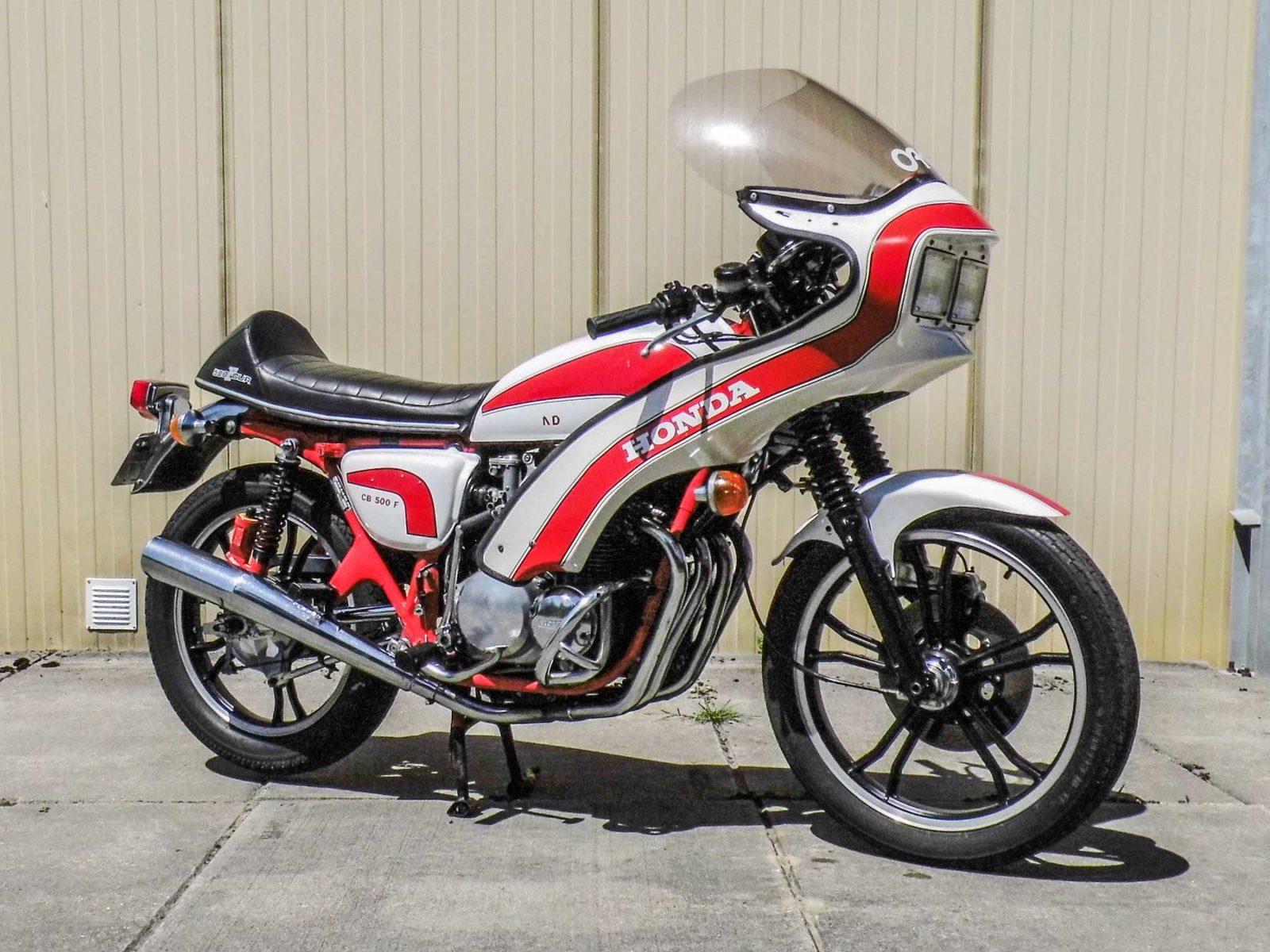 Honda CB 500 F joggingpak
