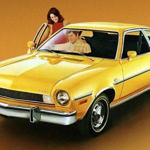 Ford Pinto folder