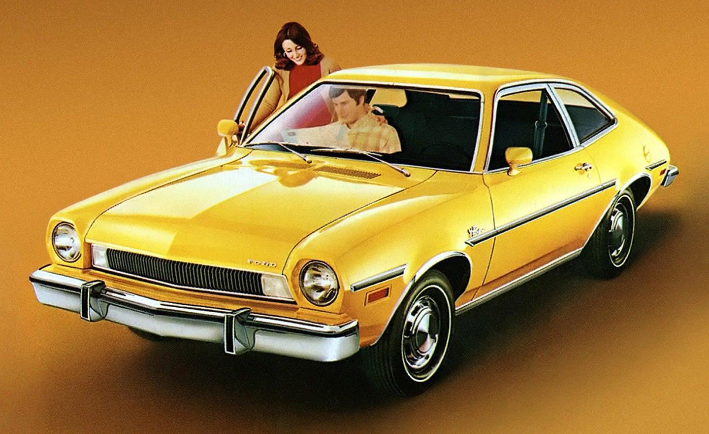 Ford Pinto folder
