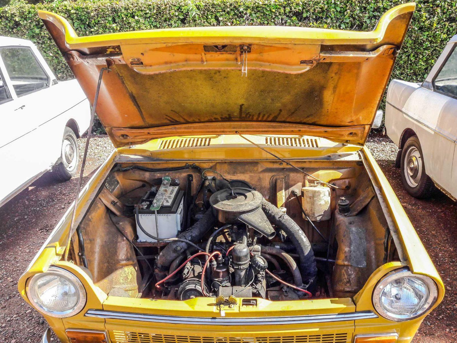 DAF 33 motor