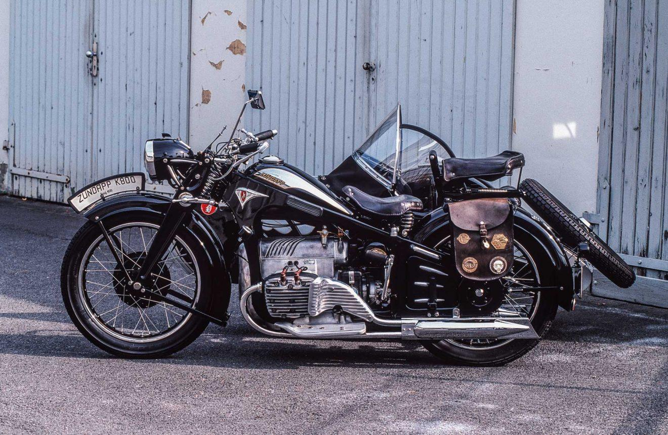 Oldtimer kopen motor