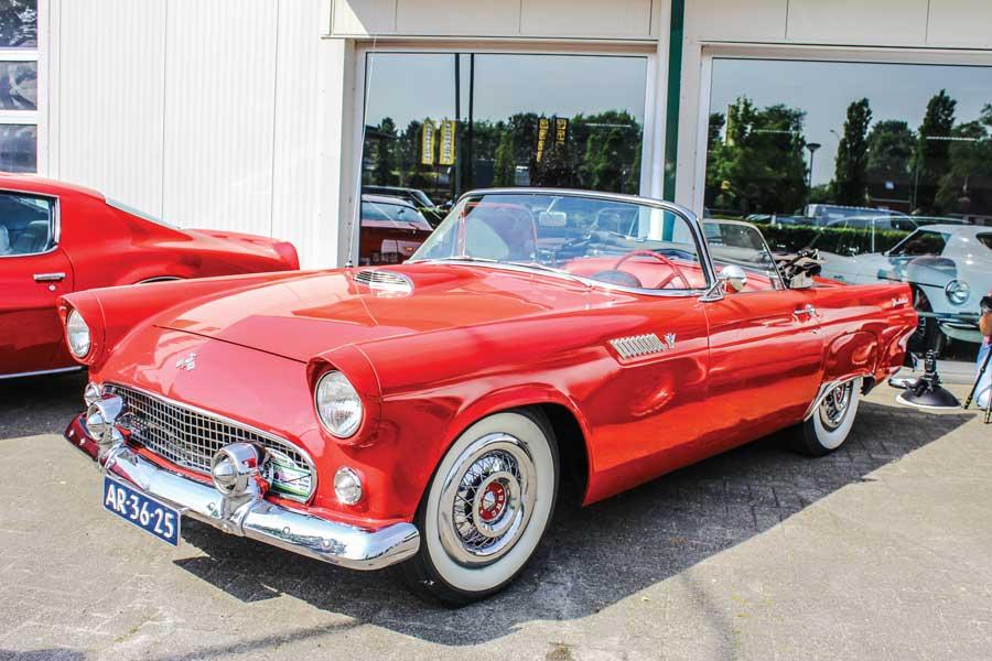 Advertise vintage cars online