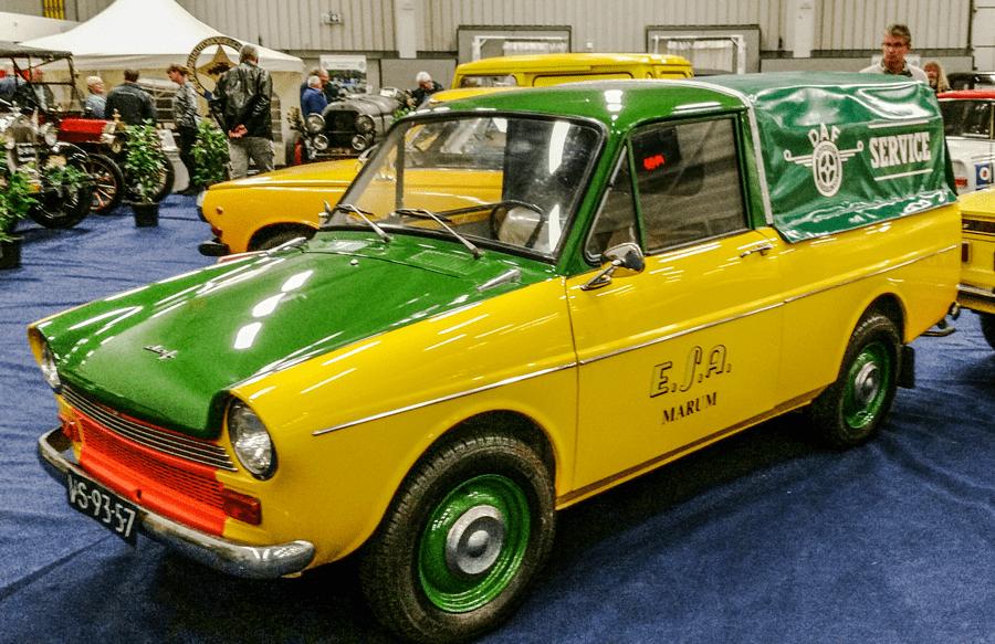 ESA DAF 33 Pickup