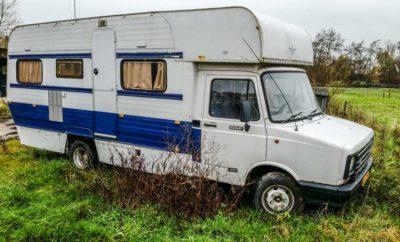 DAF camper