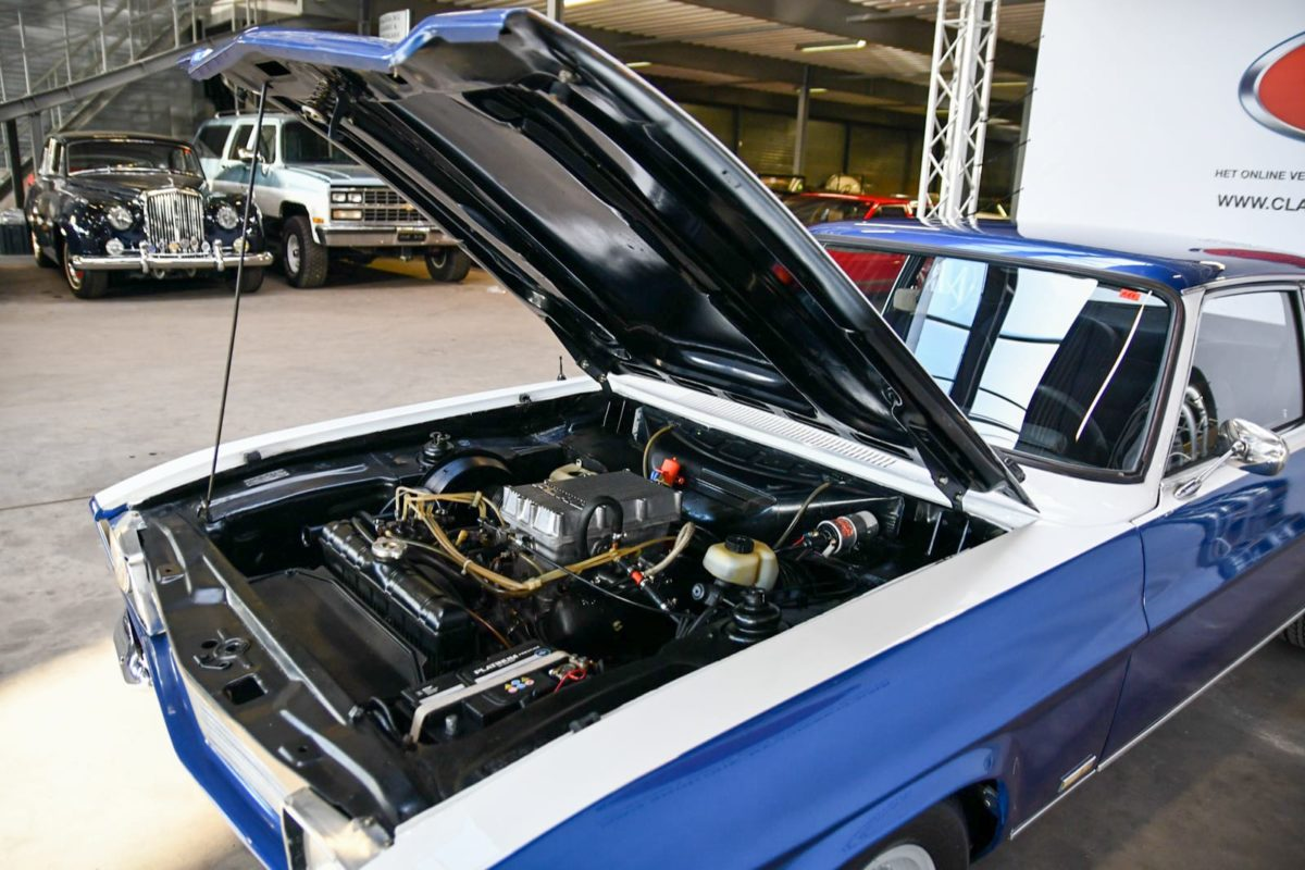 Ford Capri 2600 RS motor