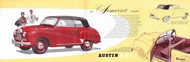 Austin A40 folder