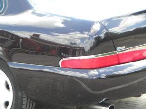Ford Scorpio achterkant