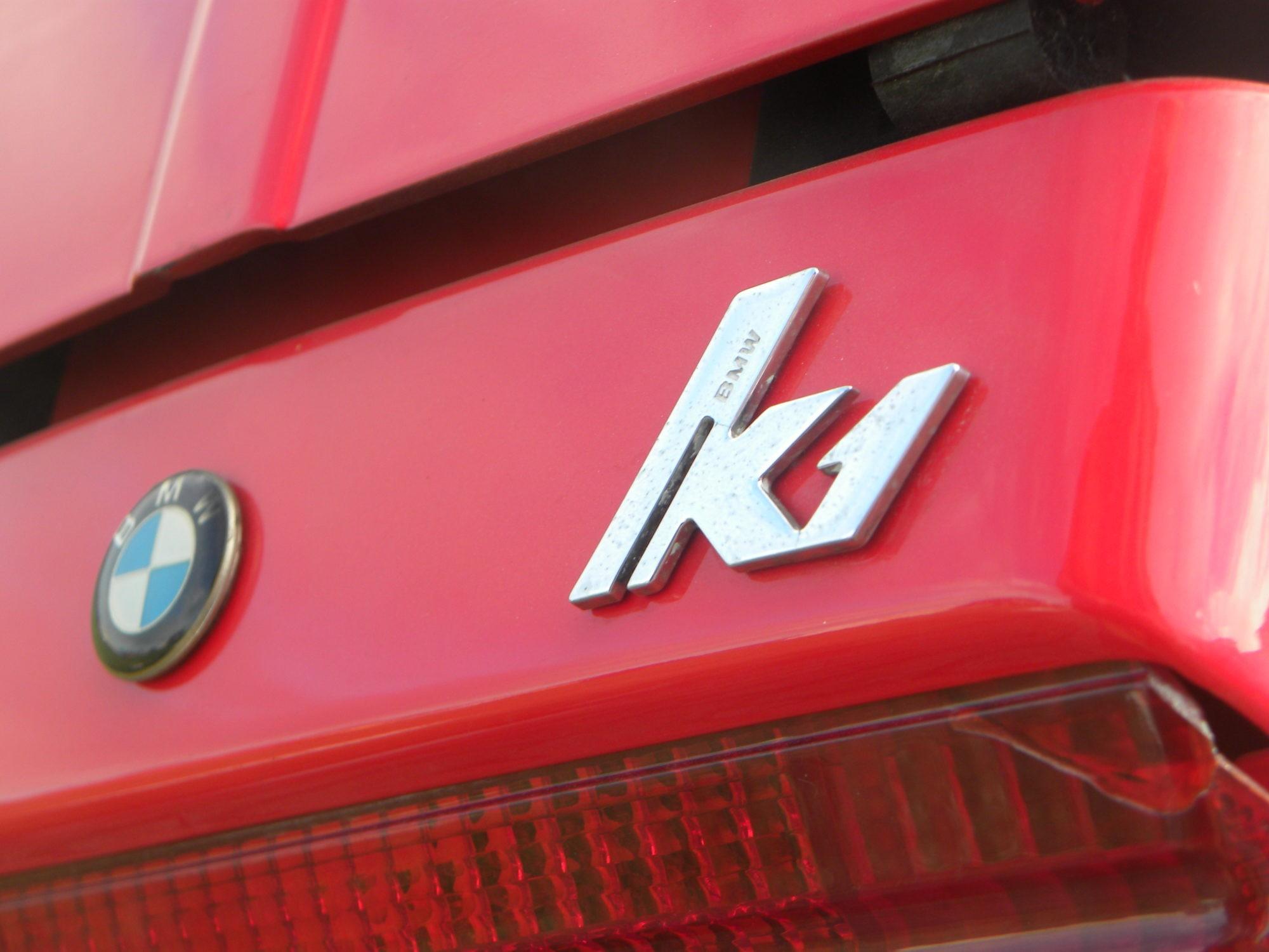 BMW K1 logo