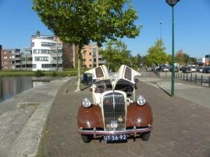 Opel Super Six voorkant