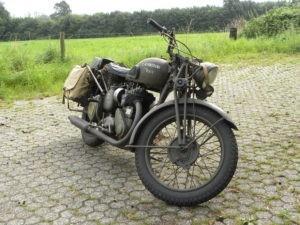 legermotorfietsen