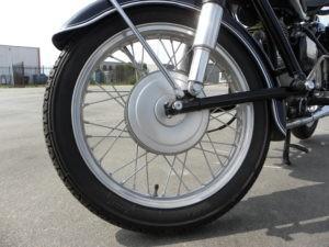 BMW Mono wiel