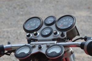 Elektrisch rijden - Harley Davidson E cockpit