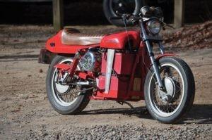 Elektrisch rijden - Harley Davidson E