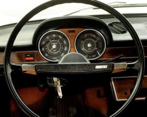 Fiat 124 Special interieur