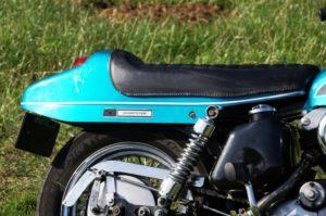 Harley Davidson boat tail dikke kont