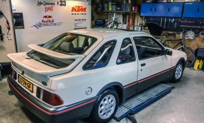 Ford Sierra XR 4