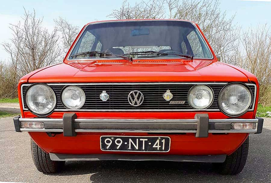 VW Golf type 1