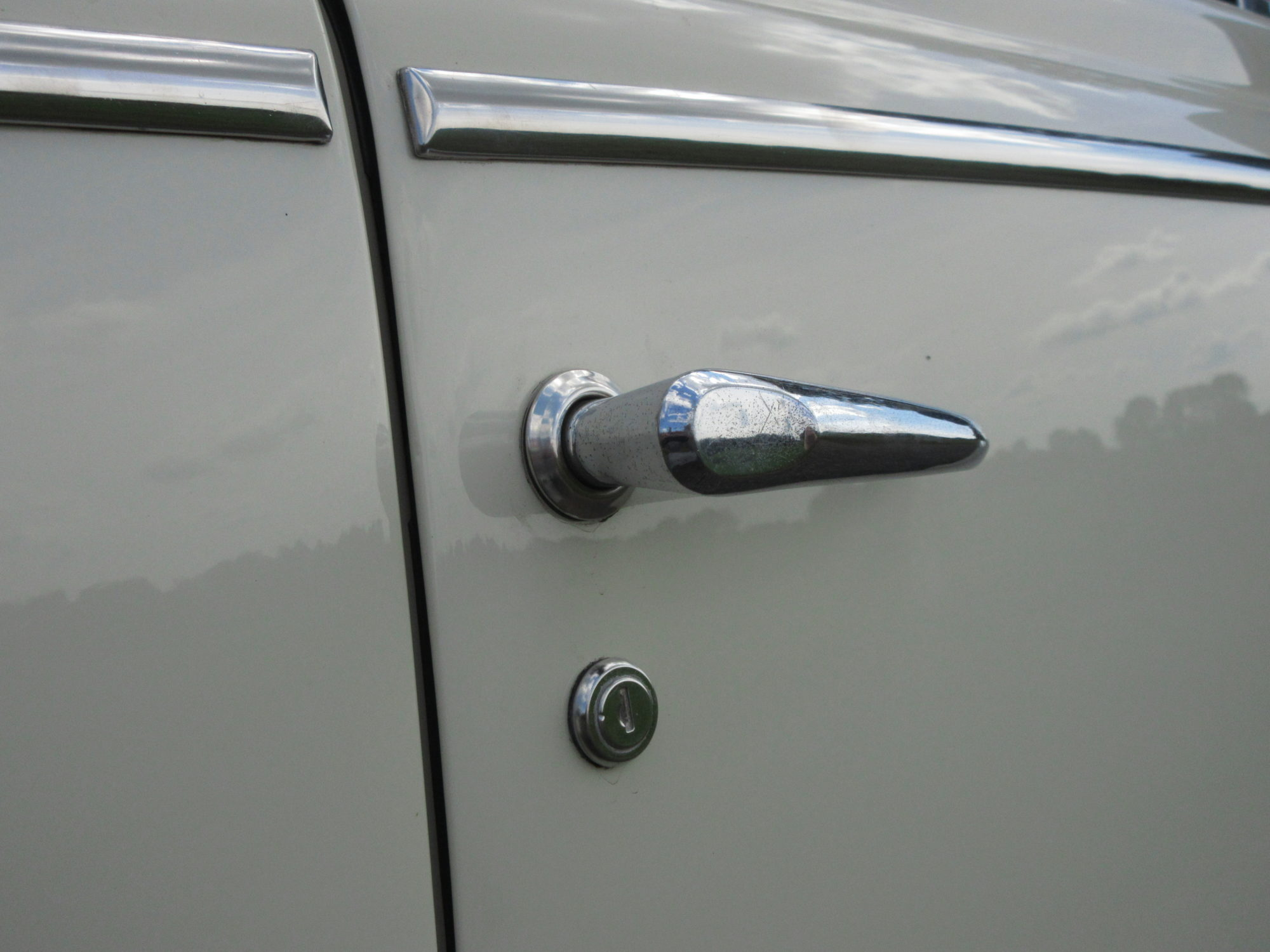 Volvo PV 544 deur