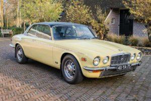 Jaguar Coupe 5.3l V12 voorkant Catawiki
