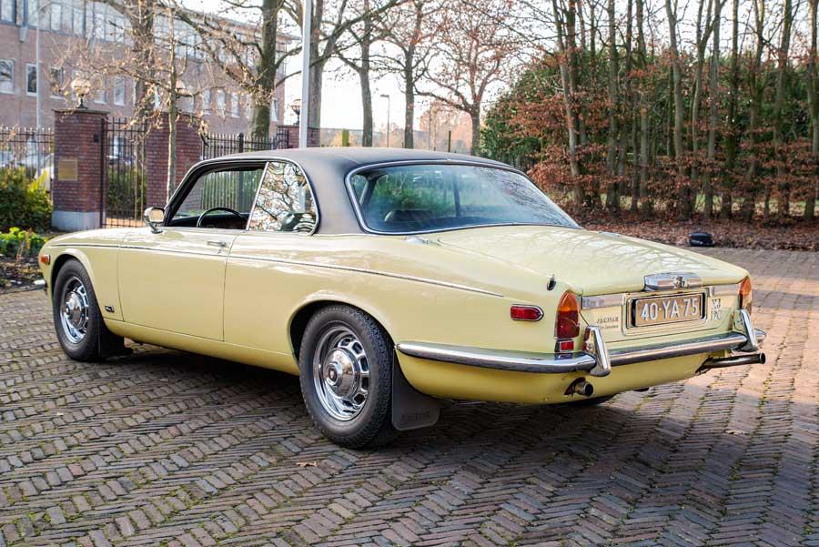 Jaguar Coupe 5.3l V12 Rückseite Catawiki