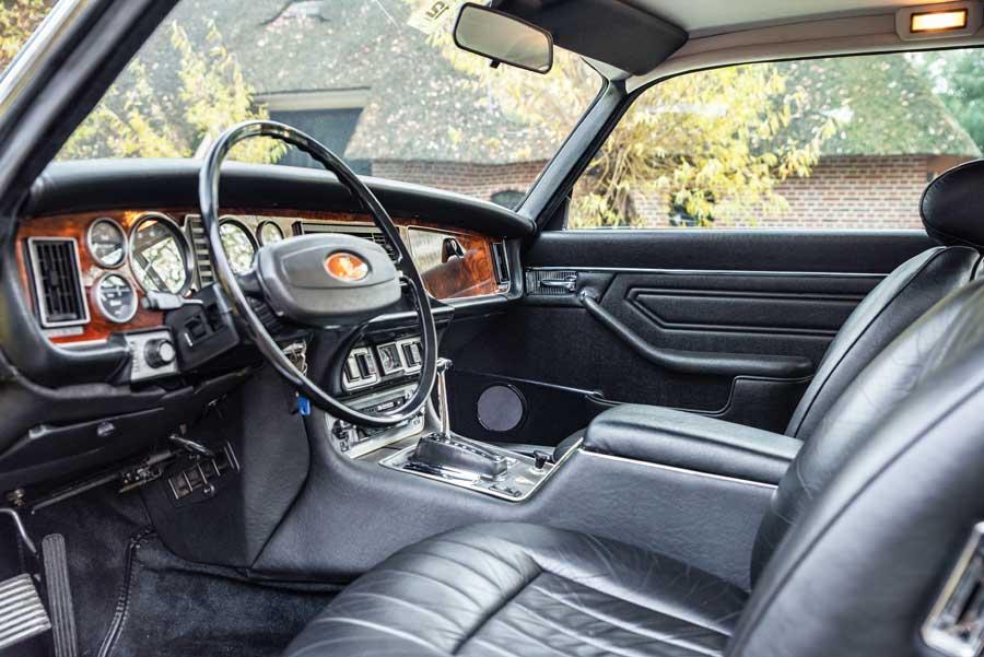 Jaguar Coupé 5.3l V12 Innenraum Catawiki