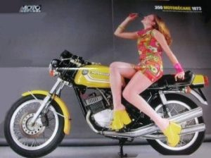 Motobécane 350 Triple sex sells