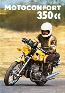 Motobécane 350 Triple