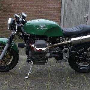 Moto Guzzi zelfbouw