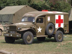 Legervoertuigen Dodge