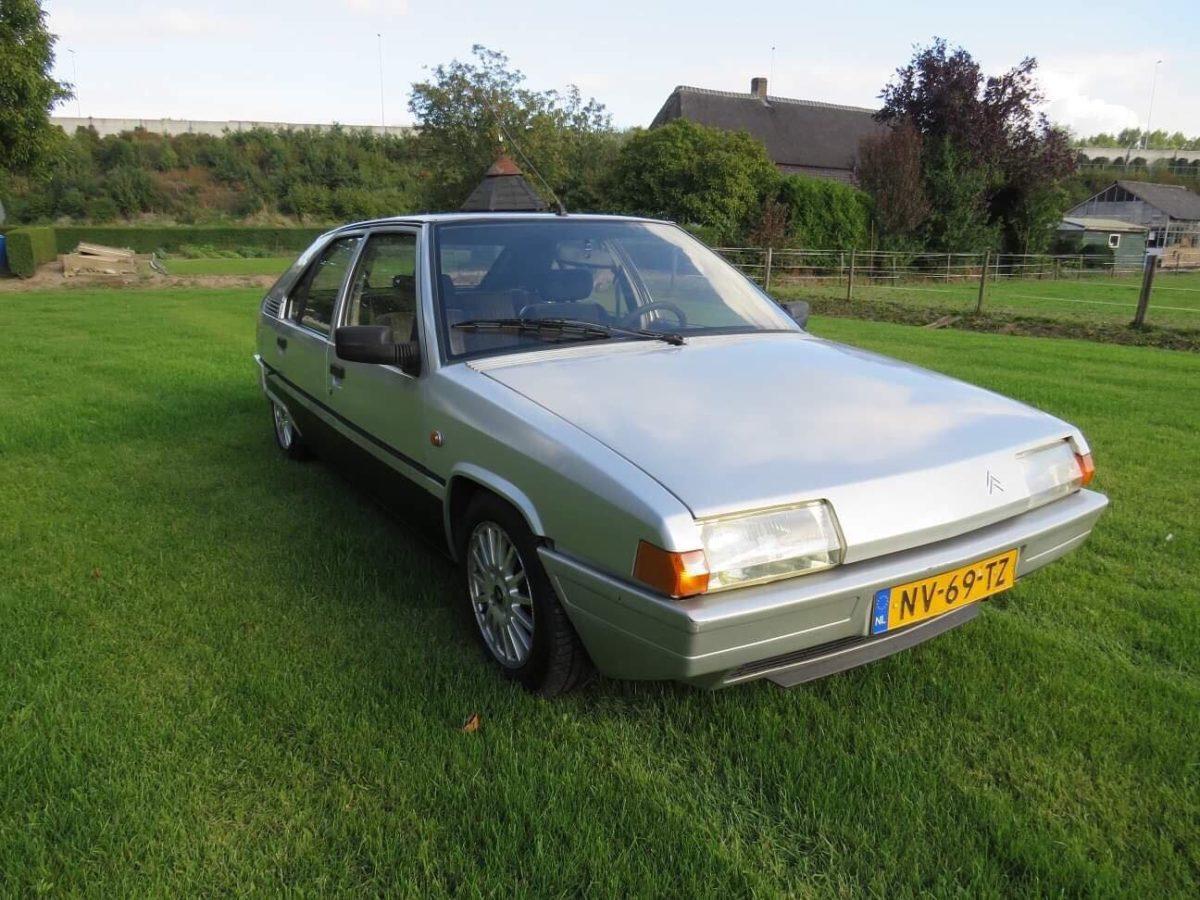 Citroën BX 14