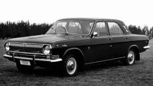 Russische klassiekers Volga GAZ