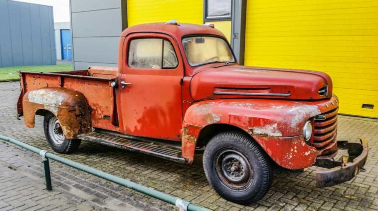 Ford F3