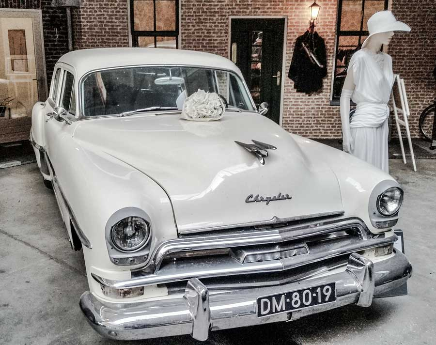 Chrysler Windsor de luxe