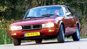 Le nombre de voitures anciennes aux Pays-Bas continue d'augmenter Peugeot