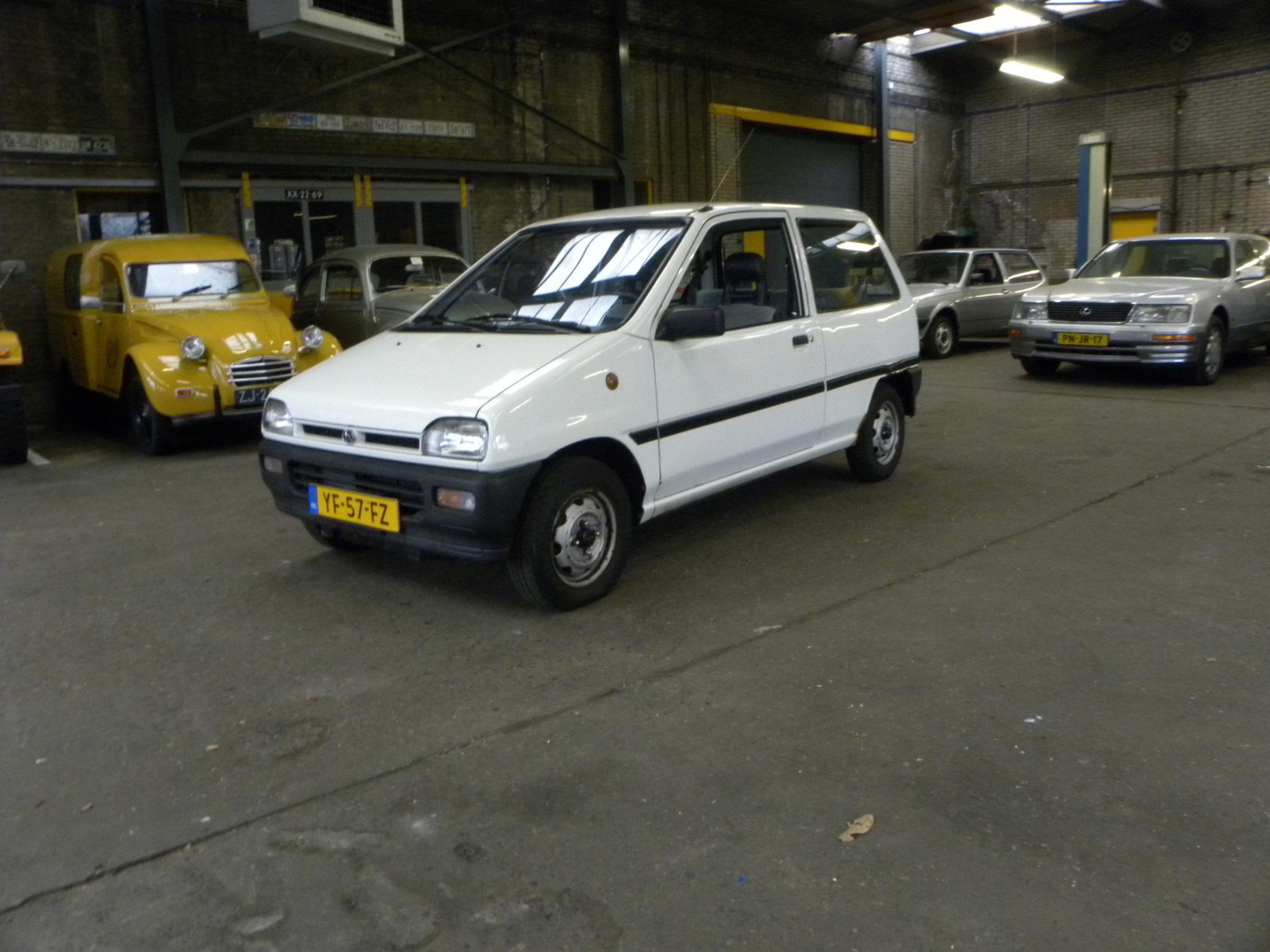 Subaru Mini Jumbo voorkant
