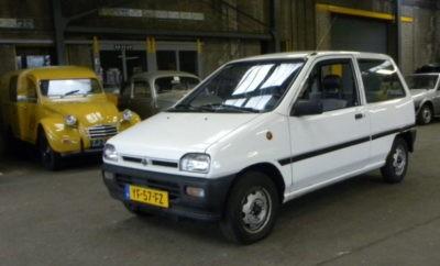 Subaru Mini Jumbo avant