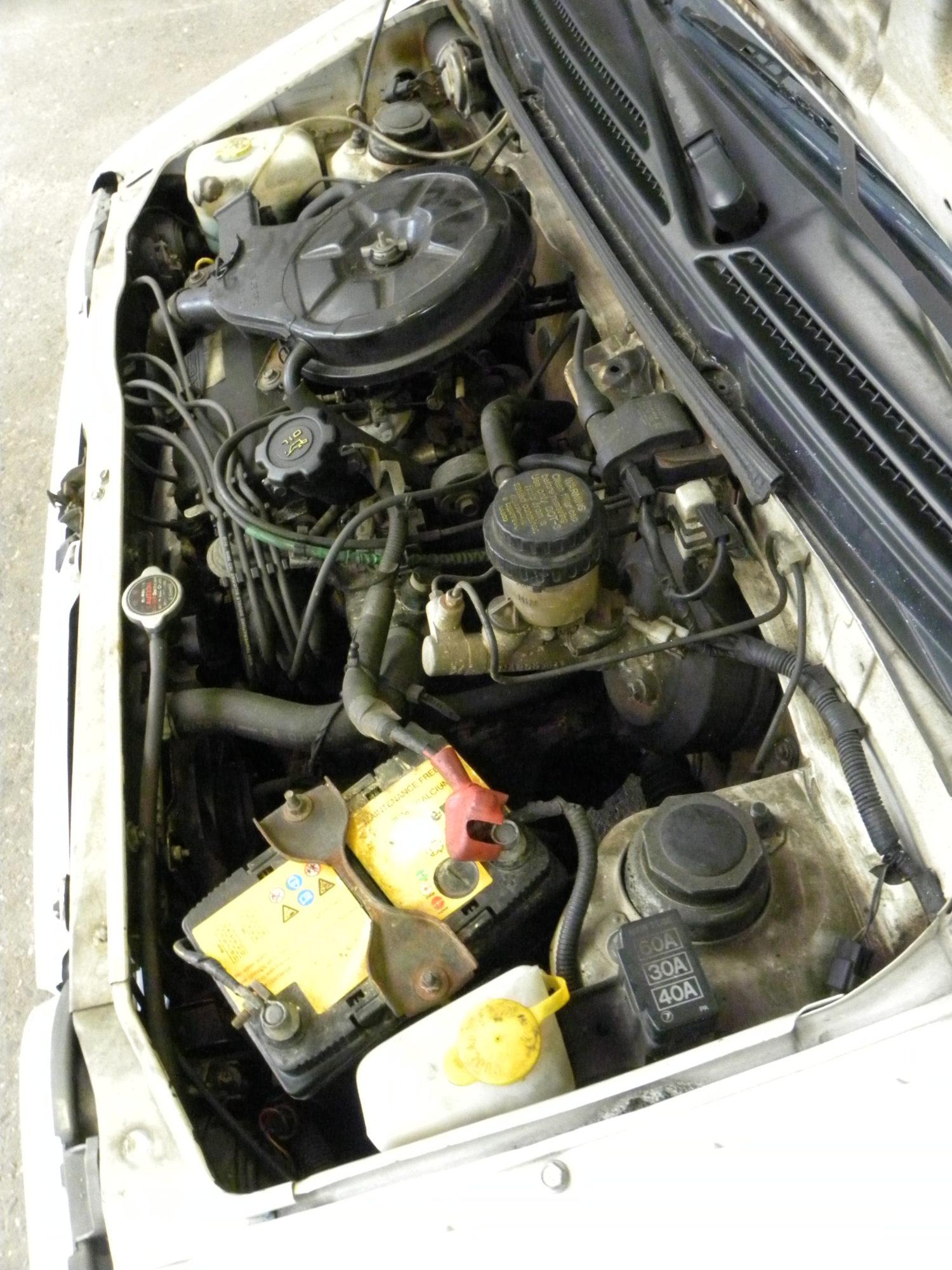Subaru Mini Jumbo motor