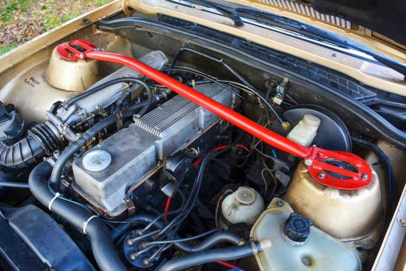 Opel Senator motor