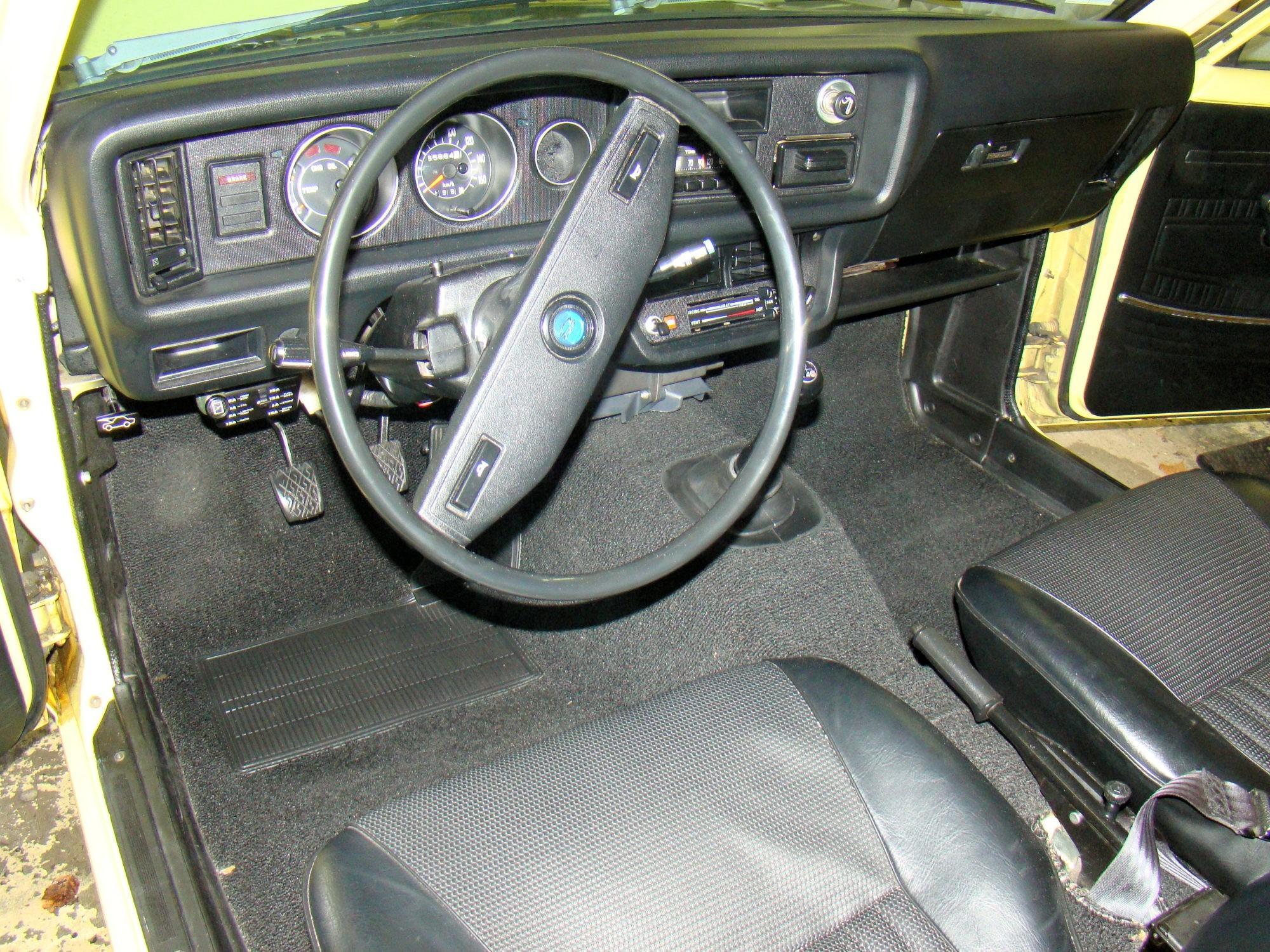 Toyota Corolla interieur