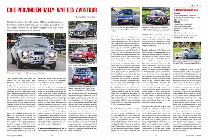 Rallye des Trois Provinces