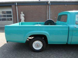 Amerikaanse pickups - Ford F100 bak