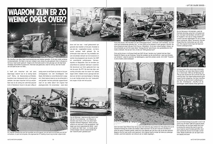Accidents Opel