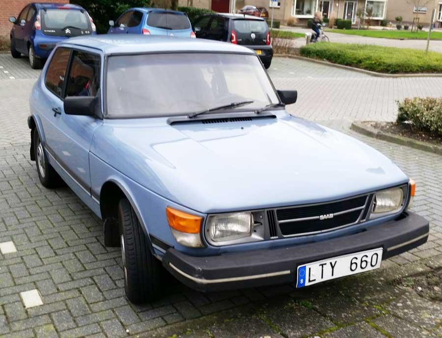 Saab 99 GL