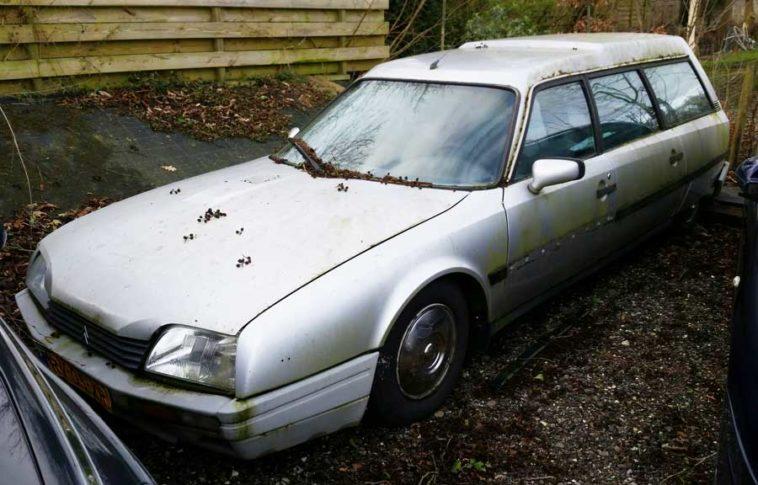Citroën CX Familiale