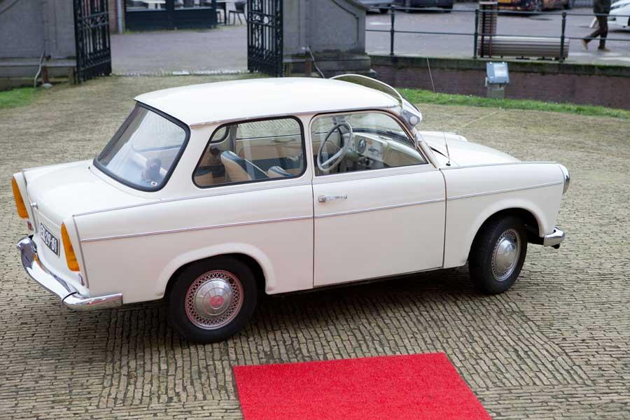 Trabant 601 achterkant