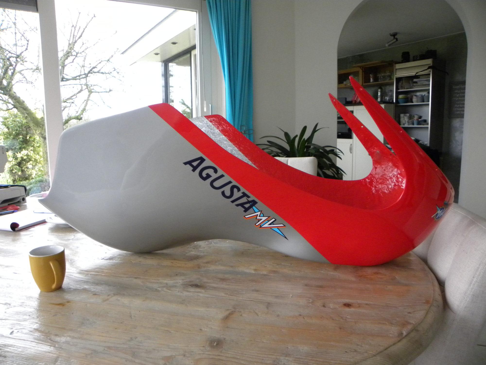 MV Agusta 350 Ipotesi