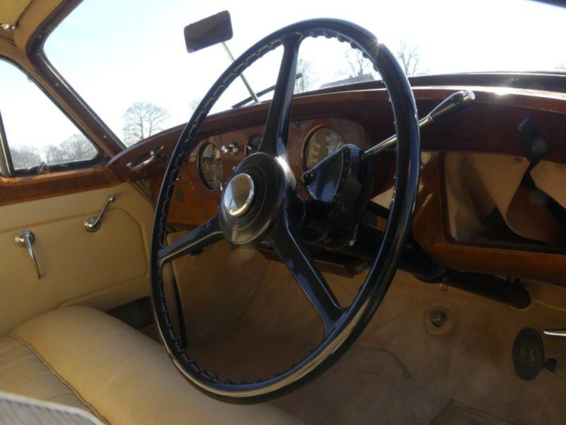 Bentley S1 interieur