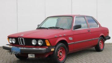 BMW 320i 1982
