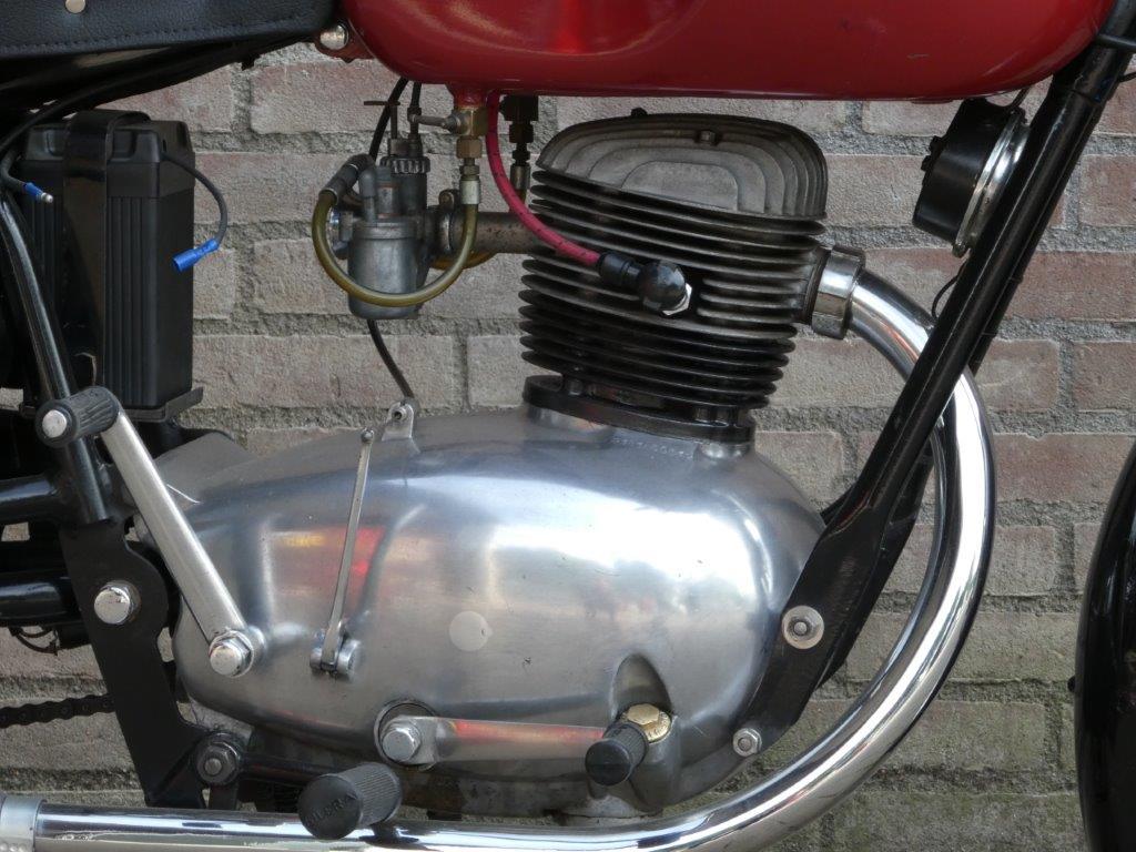 Gilera 150 Sportmotor